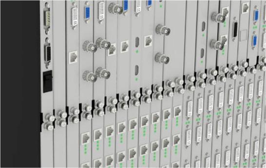 NW408UH-Bộ điều khiển, ghép nhiều màn hình 128 vào 144 ra 8