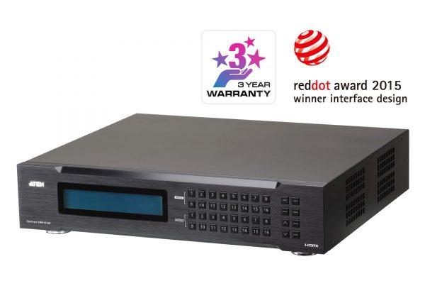 VM51616-16x16 HDMI Matrix Switch tích hợp bộ ghép màn hình Videowall 2