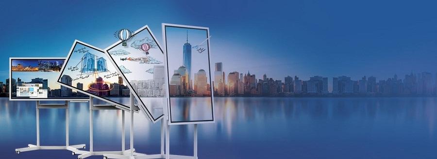 Bảng báo giá bán bảng tương tác thông minh Samsung chính hãng 3